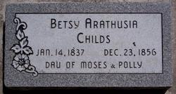 Arathusa Betsy Childs