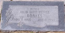 Julia <I>Winn</I> Noakes