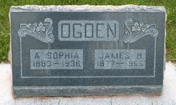 Annie Sophia <I>Wilson</I> Ogden