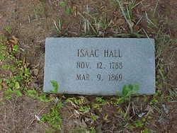 Isaac Hall, Jr