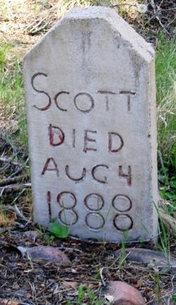 James Lane Scott, III