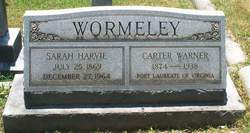 Carter Warner Wormeley