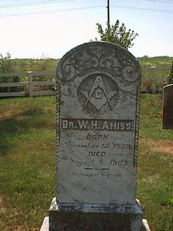 Dr William H Amiss