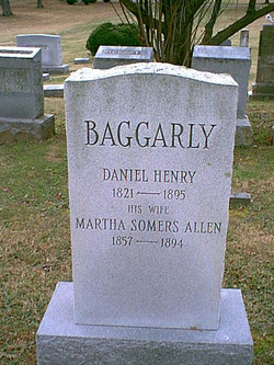 Daniel Henry Baggarly