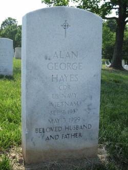 Alan George Hayes