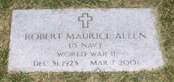 Robert Maurice Allen