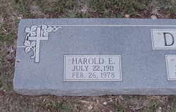 Harold E. Dahl