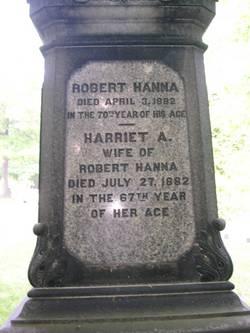 Harriet A Hanna