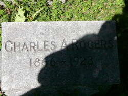 Charles A Rogers