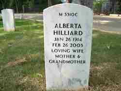 Alberta Hilliard