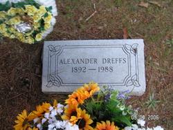 "Alexander Frank ""Alex"" Dreffs"