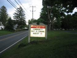 Pughtown Baptist Church Cemetery