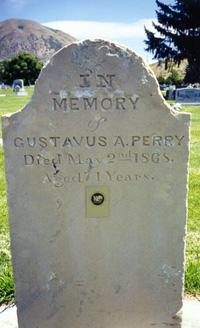Gustavus Adolphus Perry