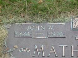 John W. Mathewson