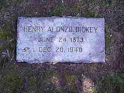 Henry Alonzo Dickey