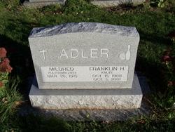 Franklin H. Adler