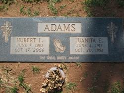 Juanita Eula <I>Bell</I> Adams