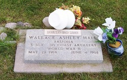 Wallace Ashley Hale