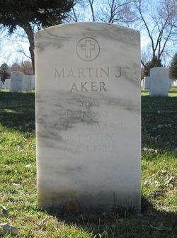 Martin Joseph Aker