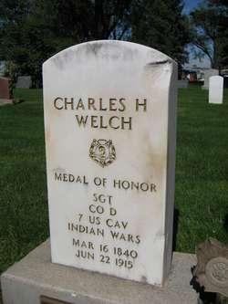 Charles H Welch