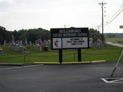 Hillsboro United Methodist Church Cemetery