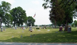Liberty United Methodist Church Graveyard