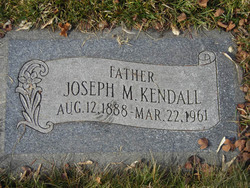 Joseph Michell Kendall