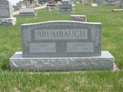 Daisy <I>Warner</I> Brumbaugh