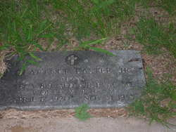 Clarence Easter, Jr