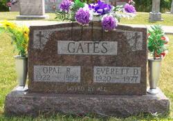 Everett D Gates