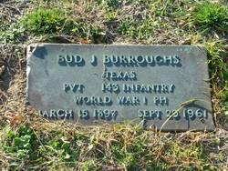 Bud Joe Burroughs
