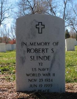 Robert S Slinde