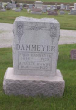 Fred Henry Dammeyer