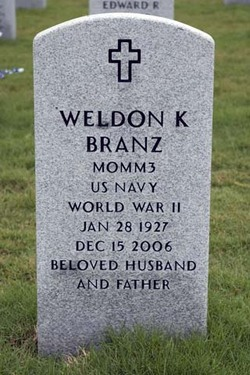 Weldon Keith Branz