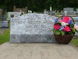 Elsie Lillian <I>Merritt</I> Wilder