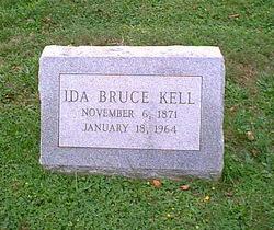 Ida <I>Bruce</I> Kell