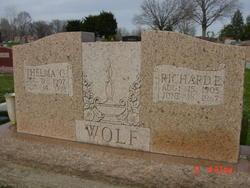 Richard E. Wolf