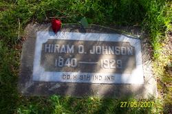 Hiram O. Johnson