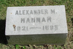 Alexander Moore Hannah