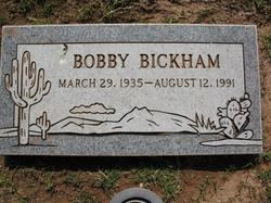 Bobby Bickman