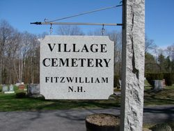 Fitzwilliam Village Cemetery