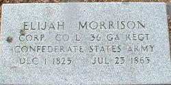 Elijah Morrison