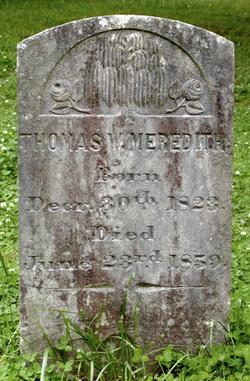 Thomas W. Meredith