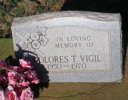 Dolores T Vigil