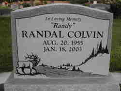 Randal Randy Colvin