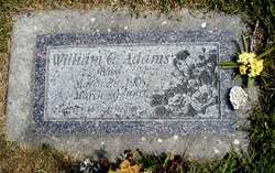 "William Carl ""Babe"" Adams"