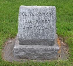 Olive <I>Pickering</I> Rankin