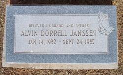 """Alvin Dorrell """"Dorrell"""" Janssen"""