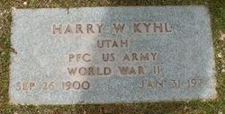 Harry Wilford Kyhl