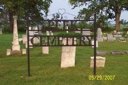 Peek Cemetery